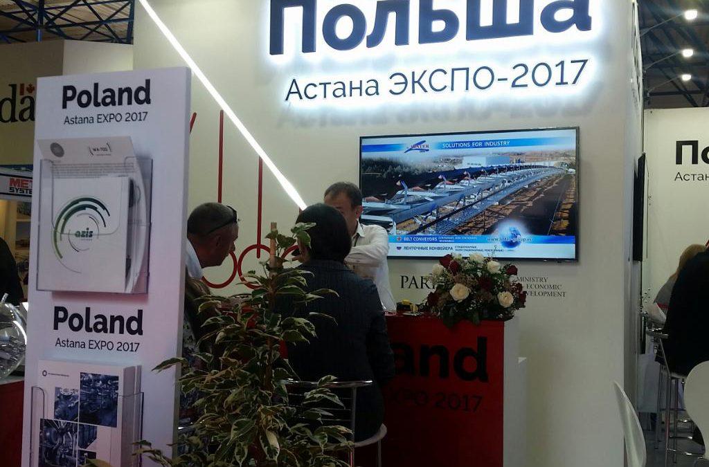 Mining World Central Asia 2017 w Almaty, Kazachstan – 20-22 Września 2017