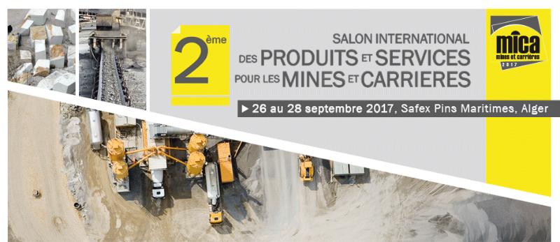 MICA SALON, 26-29 Wrzesień  2017, Algier
