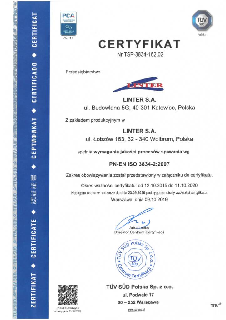 Certyfikat 22 1 Pl
