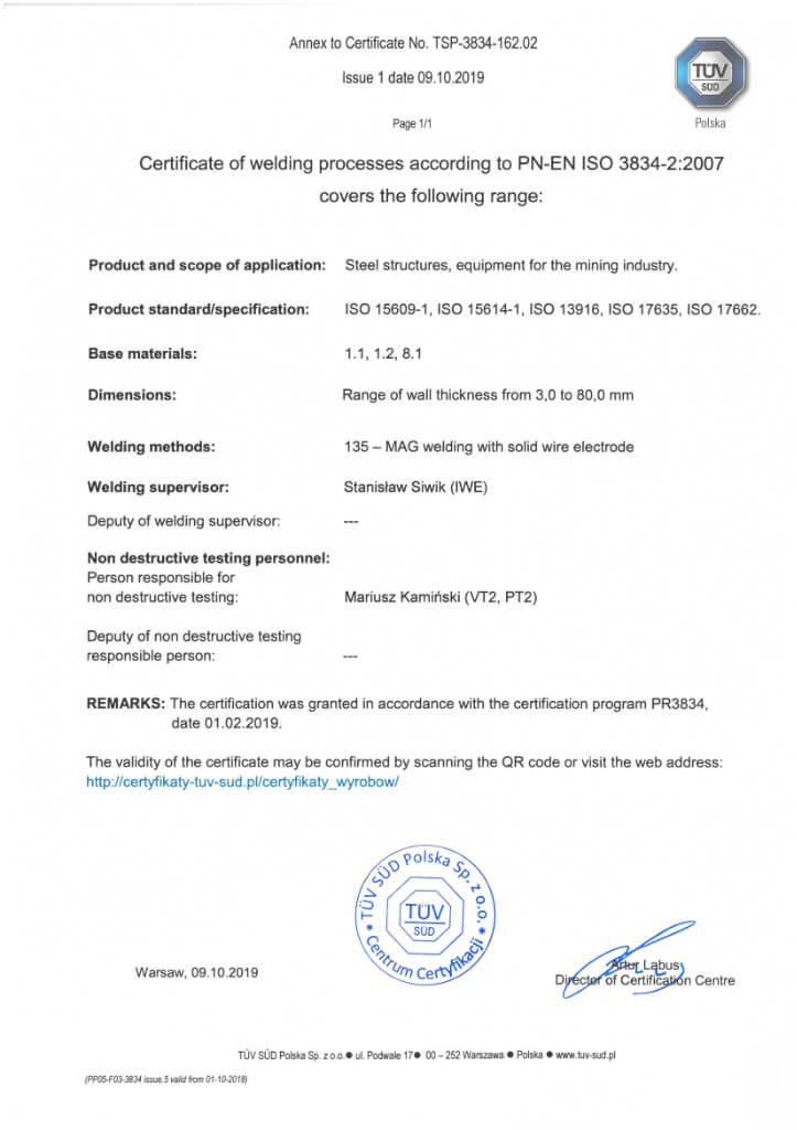 Certyfikat 22 2 En